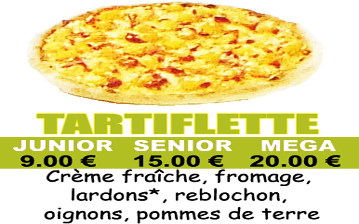 Pizza 4 saisons